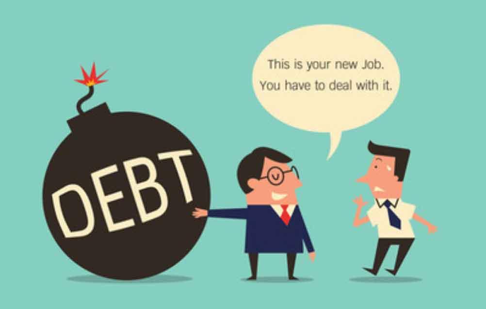 dividing debt oregon divorce