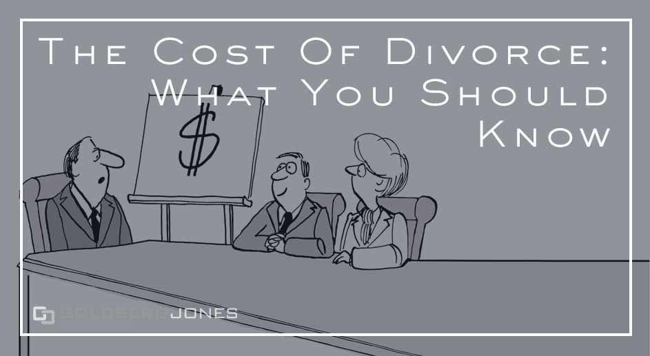 the cost of getting divorced in Oregon