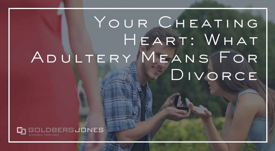 cheating and divorce