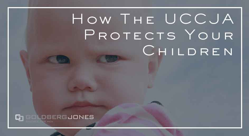 How The UCCJA Protects Your Children