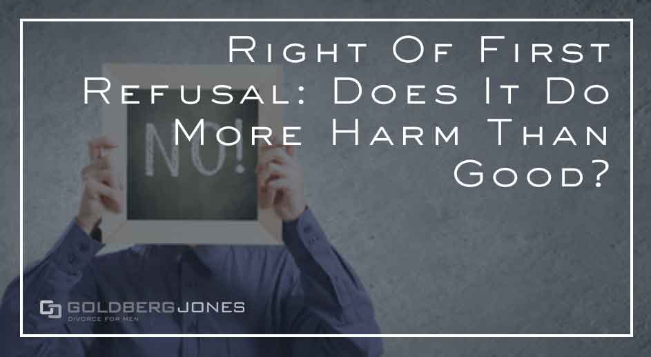 what is the right of first refusal