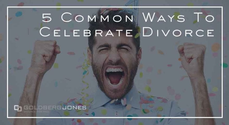 why celebrate after divorce