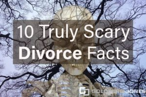 Scary Divorce Facts