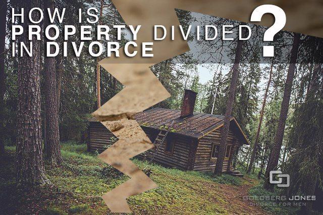 How Is Property Divided In Divorce – Divorce Property Division Worksheet
