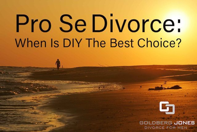 Is divorce my best option