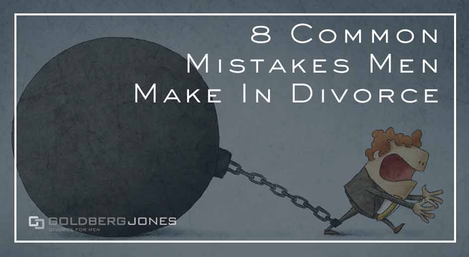 how you can hurt your own divorce case
