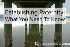 establishing paternity