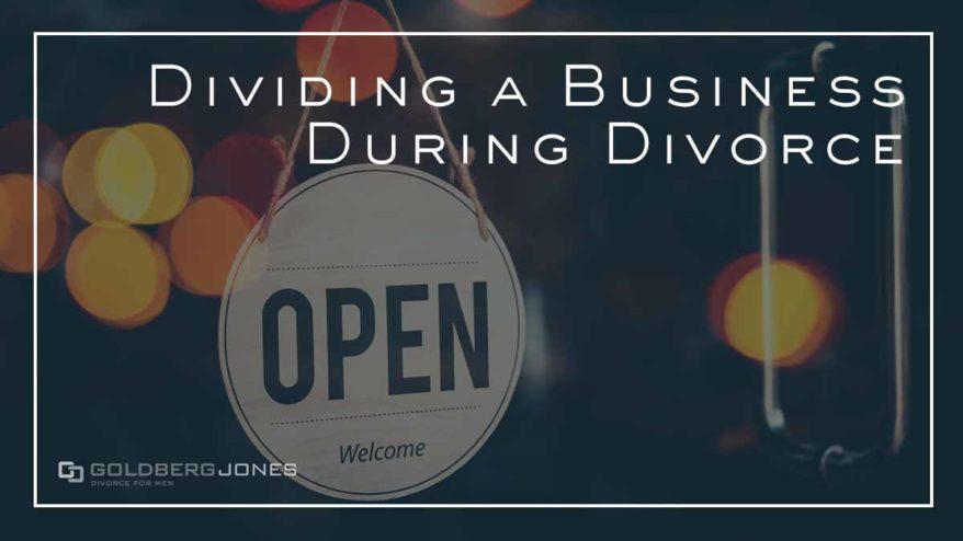 business as an asset divorce