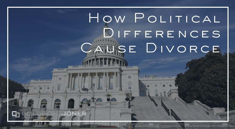 political differences capital building