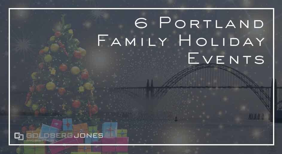 what to do for the holidays in Portland