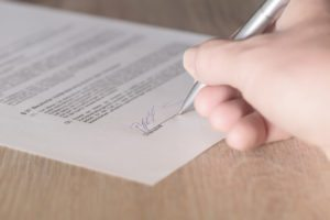 prenuptial agreement