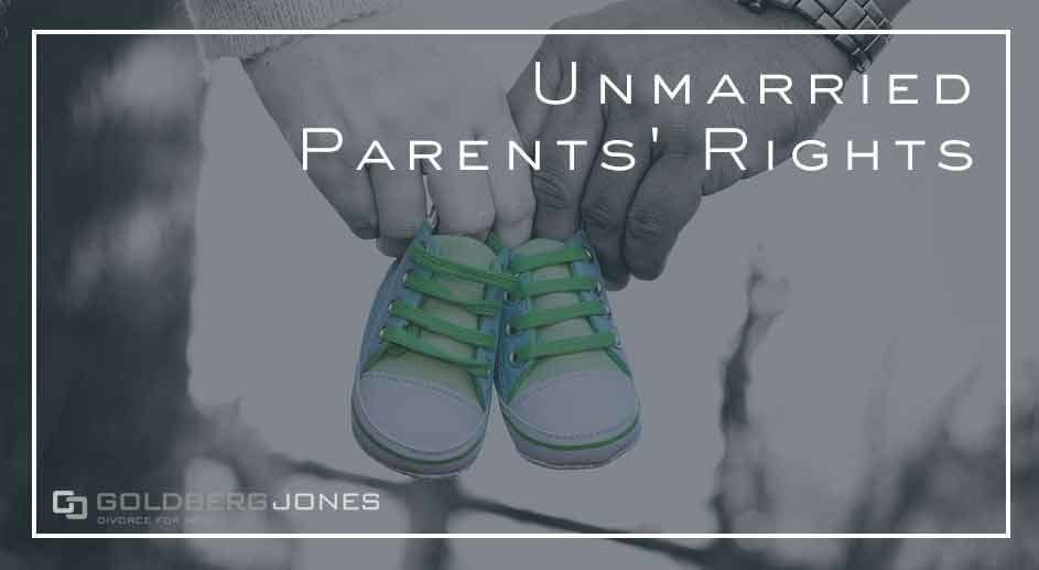 fathers rights when unmarried
