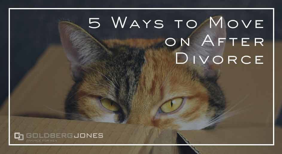 can you move on after a divorce