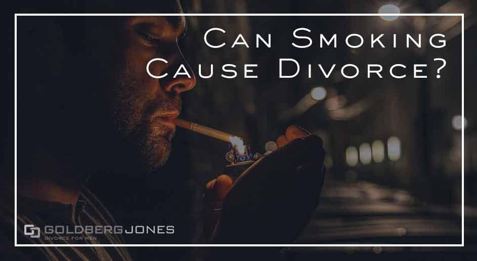 smoking impact on divorce