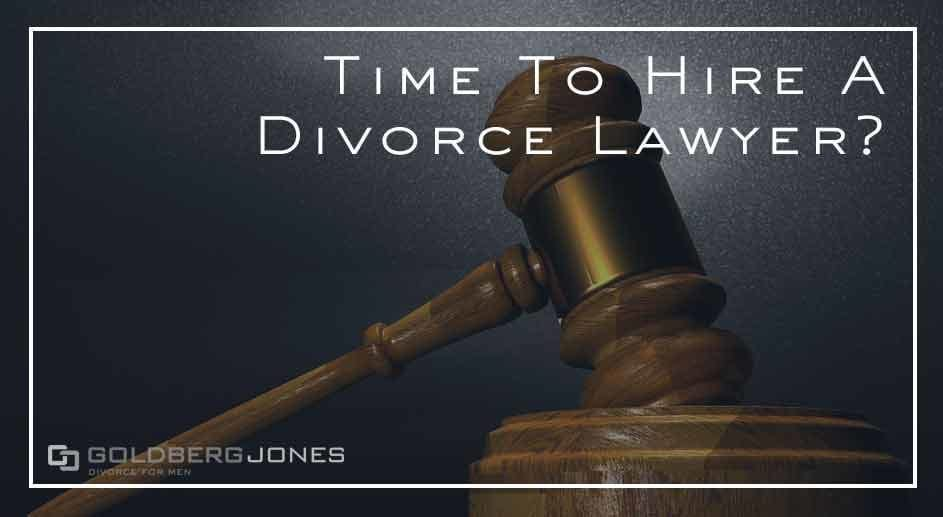 when to know to hire a lawyer