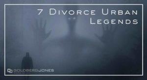 famous untruths about divorce