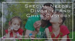 divorce when you have children with special needs