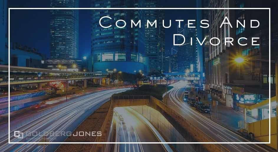 can commute times affect divorce
