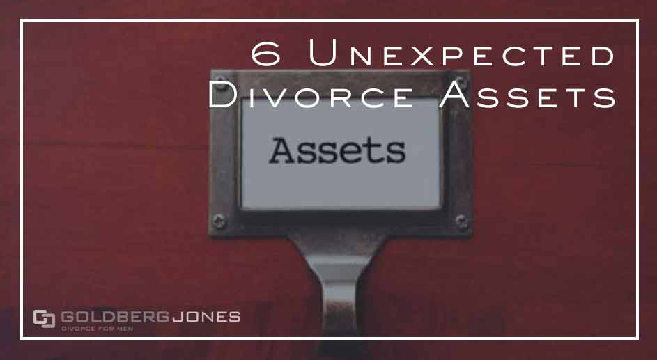 divorce assets you didn't know were divorce assets