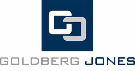 goldberg jones mini logo
