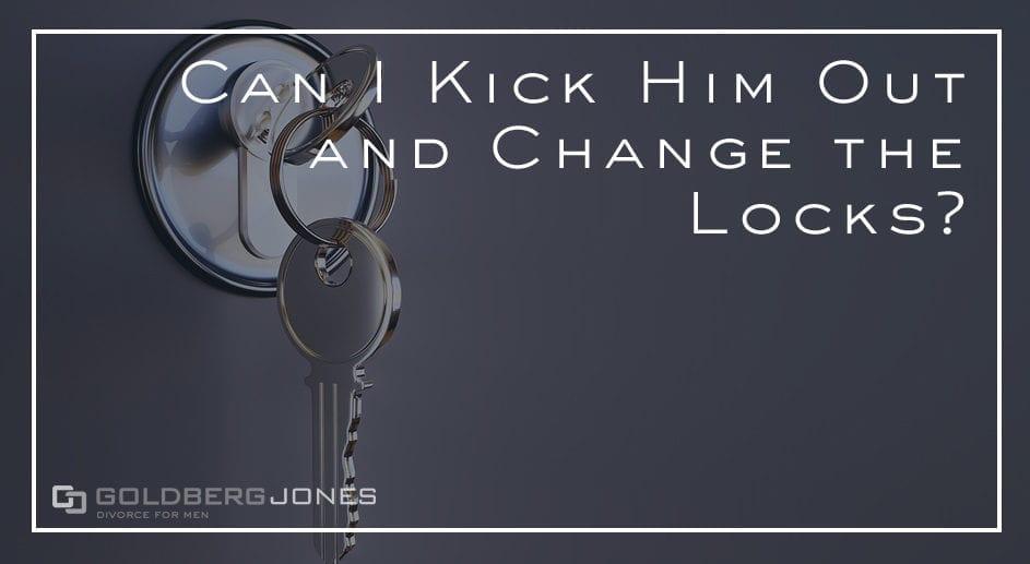 kick him out door lock
