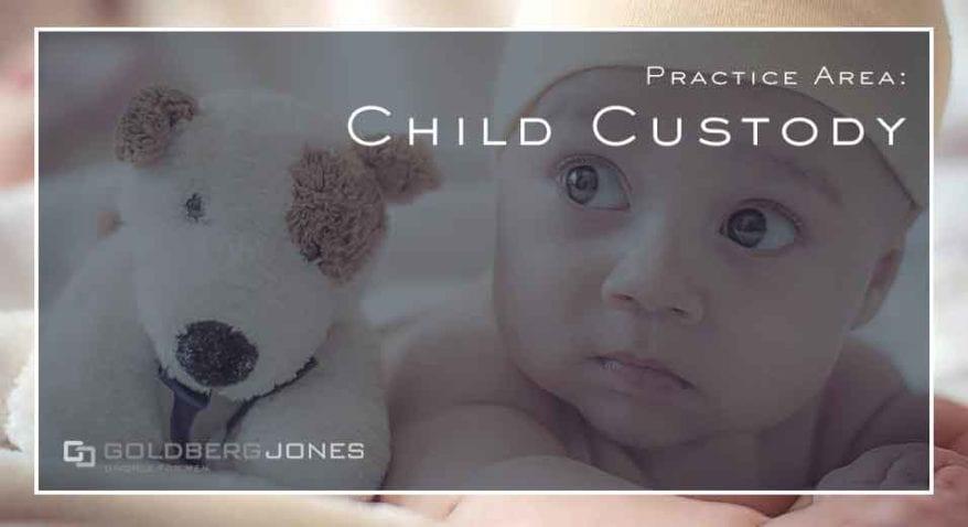 child custody for men