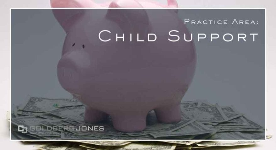 child support for men