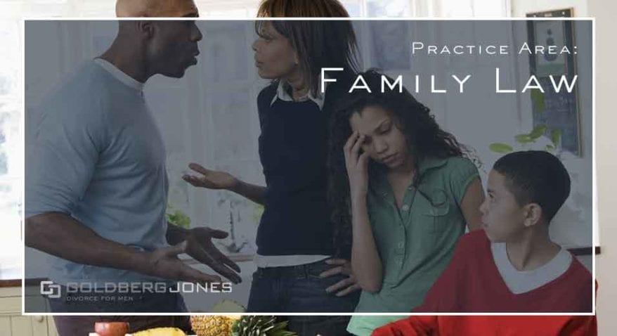 family law for men in Oregon