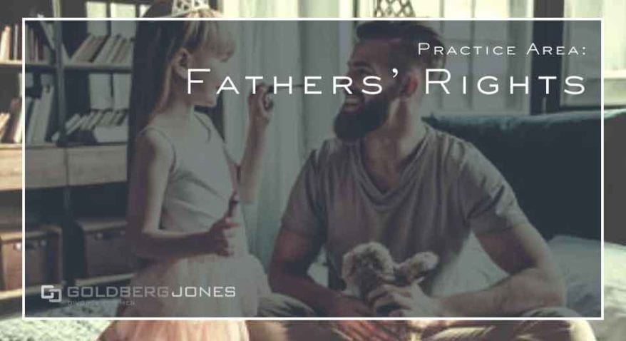 fathers rights in Portland Oregon