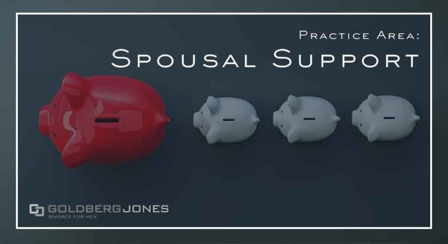 spousal support in Oregon