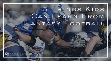 fantasy sports create bonding opportunities for dads
