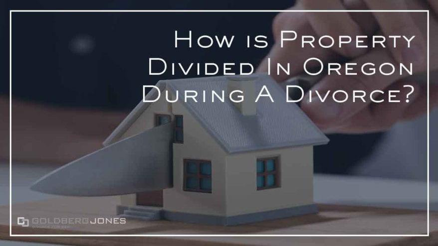 how are assets divided in divorce