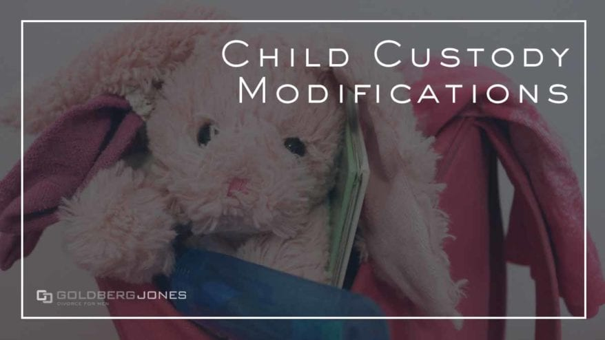 portland custody modifications