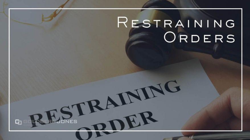 portland restraining orders
