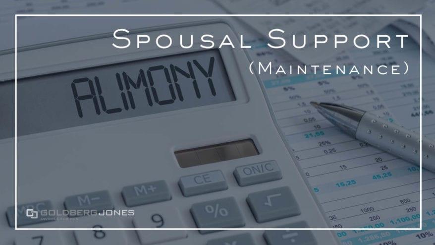 portland spousal support attorneys