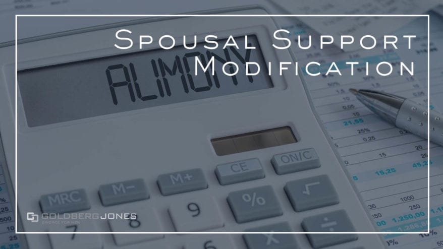 portland spousal support modification lawyer